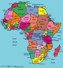 Uganda - Where is uganda