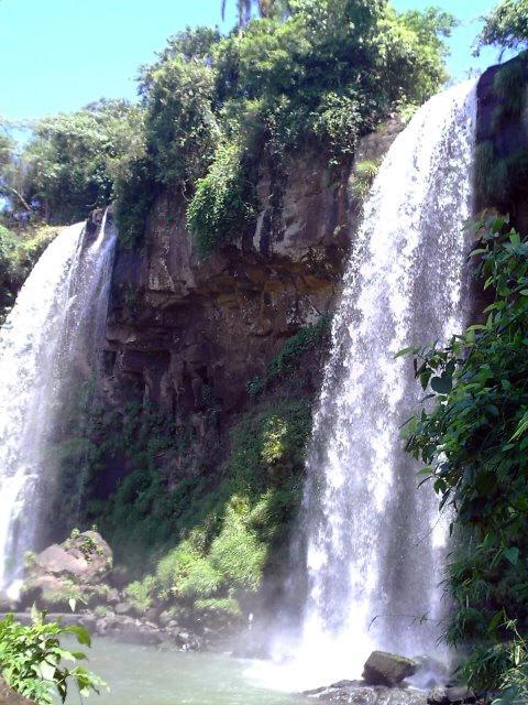 Parque estatal de Niagara Falls en Cataratas del Nigara